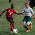 Park Tudor Middle School Boys Soccer vs Oaks Academy