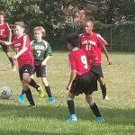 Park Tudor MS Boys Soccer vs St Richards