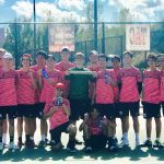 Park Tudor School Boys Varsity Tennis beat Center Grove High School 5-0