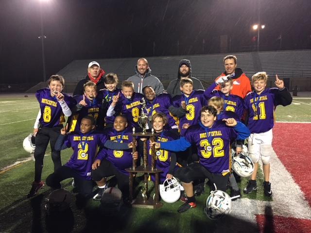 5th/6th Football Team Wins Super Bowl