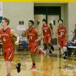 Boys Basketball Sectionals vs Shortridge (2/28/18)
