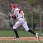 Baseball vs North Central (4/13/18)