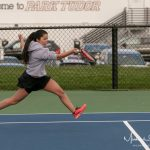 Girls Tennis vs Brebeuf (4/17/18)