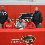 Kamron Ferguson to Play Football at Wabash College