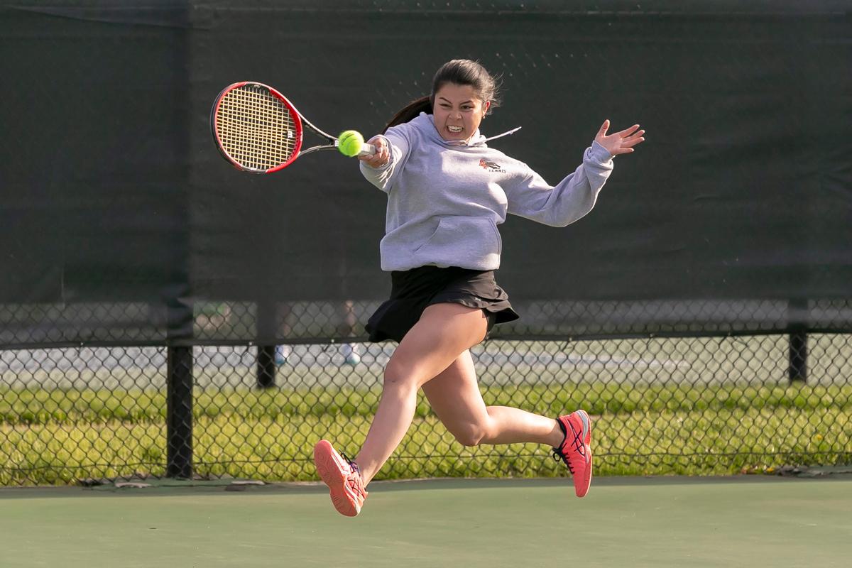 Girls Varsity Tennis wins Marion County Championship