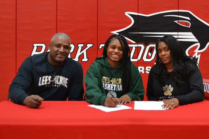 Davinique Campbell Commits to Play Basketball at Lees-McRae College