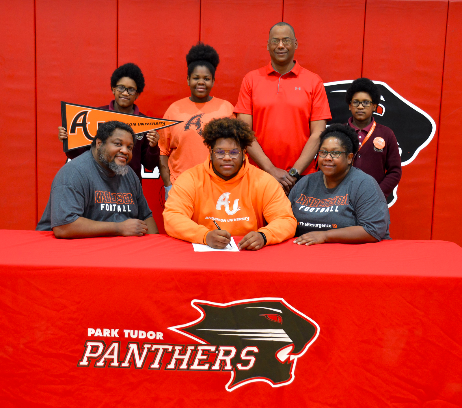 Gabriel Jones Commits to Play Football at Anderson University