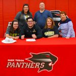 Taylor Barnes Commits to Play Football at Manchester University