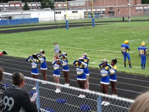 JV Football Vs. Robichaud