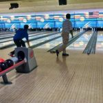 Redford Union High School Varsity Bowling falls to Trojans 12-18