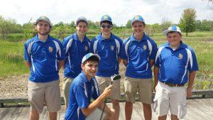 Redford Union Golf 2015