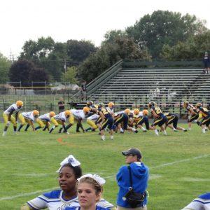 2015 Varsity Football Cabrini