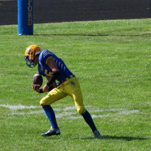 2015 Varsity Football  Clarenceville