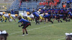 2015 Varsity Football  Garden City