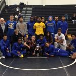 Wrestling Team wins Lutheran Westland Tournament