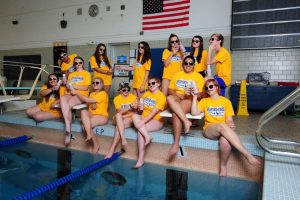 Girls Swim 2016