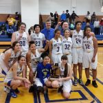 Redford Union High School Girls Varsity Basketball beat Henry Ford High School 49-46