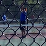 Boys Tennis falls to the Eagles 5-3