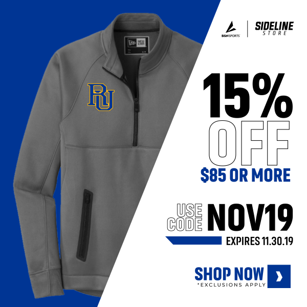 November Sideline Store Discount