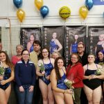 Girls Varsity Swimming falls to Lee M. Thurston 87 – 75