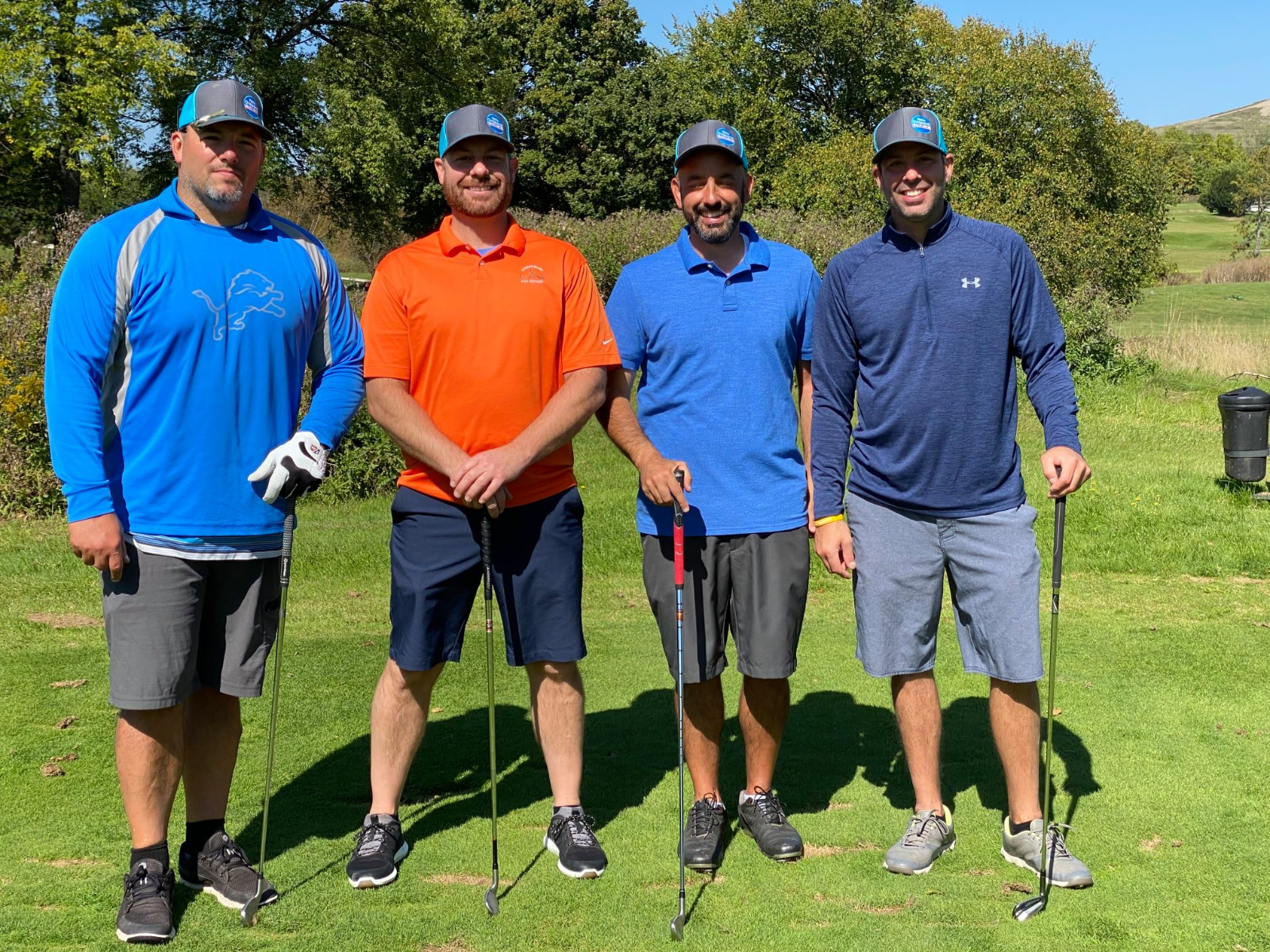 2021 Redford Union Hall of Fame Golf Outing