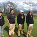 Medalists at Windsor Golf Tournament!
