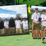Golf: 2nd Place Finish in the Mid-East Tournament!