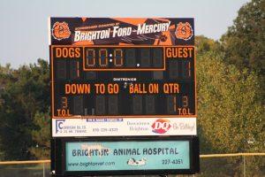Field Hockey vs. Brighton – FIRST GOAL