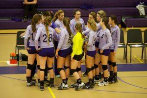 2014 Volleyball Regular Season