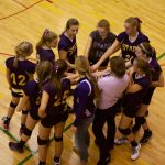 St. Catherine of Siena Academy Junior Varsity Volleyball beat Academy of The Sacred Heart 2-0