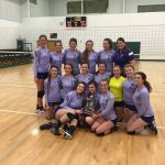 Varsity Volleyball beat Ann Arbor Greenhills 3-0