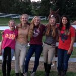 Equestrian on the Rise