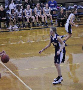 JV Basketball vs. Farmington