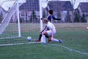 2016 Varsity Soccer defeats Frankel Jewish Academy 5-0