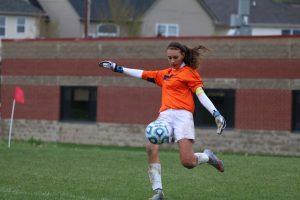 2016 SCA Varsity Soccer vs Lutheran High North