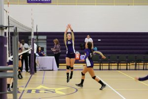 JV Volleyball Victorious against Shrine – September 15, 2016