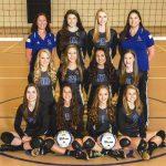 St. Catherine of Siena Academy Girls Varsity Volleyball beat Cardinal Mooney Catholic High School 3-0