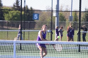 SCA Tennis vs Jewish Academy May 8, 2017