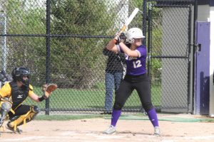 Varsity Softball vs Bishop Foley 5-9-17