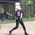 St. Catherine of Siena Academy Varsity Softball beat Lutheran High North 3-2