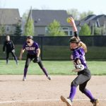 St. Catherine of Siena Academy Varsity Softball beat Lutheran High North 10-8
