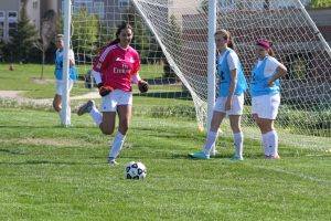 Soccer vs. Everest  May 11, 2017