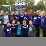 St. Catherine of Siena Academy Girls Varsity Track & Field finishes 3rd place
