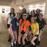St. Catherine of Siena Academy Girls Varsity Volleyball beat Lumen Christi Catholic High School 2-0