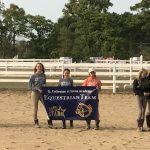 Equestrian Team has Strong Showing at District Meet 3