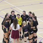 Varsity Volleyball Sweeps Our Lady of the Lakes at Home Opener