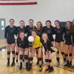 Varsity Volleyball wins Stockbridge Tournament