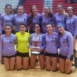 St. Catherine of Siena Academy Girls Junior Varsity Volleyball beat Whitmore Lake Invite 10-2