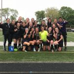 Girls Varsity Soccer beats Shrine Catholic 2 – 0
