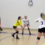 Freshman Volleyball defeats Divine Child 2018